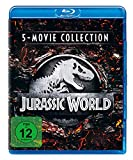 Jurassic World - 5-Movie Collection [Alemania] [Blu-ray]