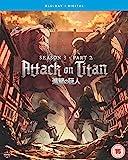 Attack on Titan: Season Three Part Two - Blu-ray [Blu-ray]