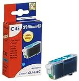 Pelikan C45 Druckerpatrone (ersetzt Canon CLI-526C) cyan