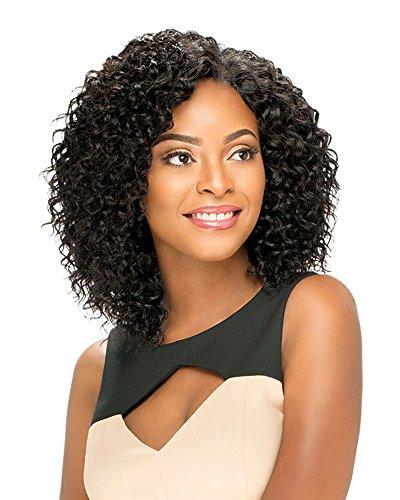 BOHEMIAN CURL 10S 3PCS (Natural Black) - Sensationnel Bare & Natural 100% Peruvian Virgin Remi Weave