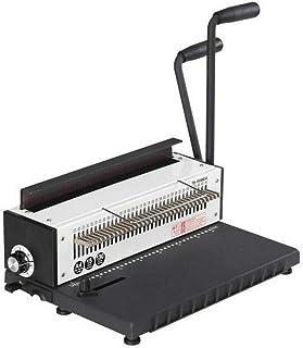 WUPYI2018 Binding Machine 34 trou papier de 130 feuilles Punch Binder machine à relier pour Studio Printing