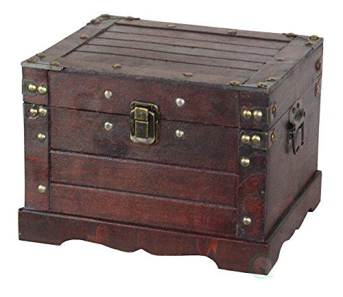 baúl almacenaje madera fabricante Decorative Gifts