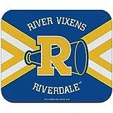 Alfombrilla para Ratón Alfombrilla para Ratón Antideslizante Riverdale River Vixens Cheer Logo...