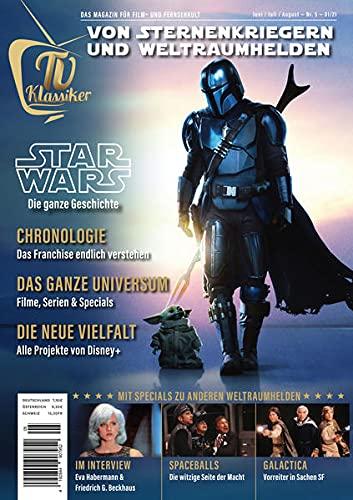 TV-Klassiker: Das Magazin für Film- und Fernsehkult: Ausgabe #05: Star Wars