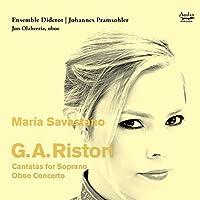 G. A. Ristori: Cantatas for Soprano Oboe Concerto