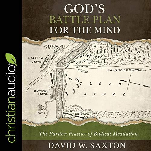 God's Battle Plan for the Mind cover art