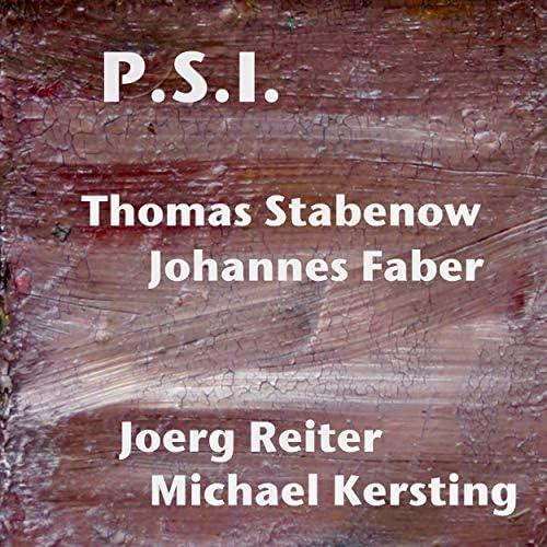 Thomas Stabenow, Johannes Faber, Joerg Reiter & Michael Kersting