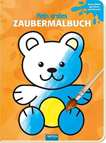 Trötsch Mein erstes Zaubermalbuch Teddy