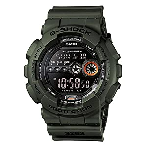 Casio G-Shock Classic GD-100MS-3ER 10