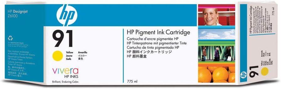 本日限定 最安値挑戦 HP C9469A Inkjet Cartridge in Packaging Yellow Retail