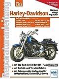 Harley-Davidson Softail-Modelle / Modelljahre 2000 bis 2004 (Reparaturanleitungen) - F J Schermer