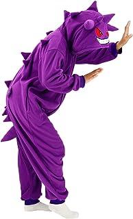 الكبار جينجار زي هالوين الحيوان تأثيري عيد الميلاد المنزل ملابس النوم للنساء والرجال