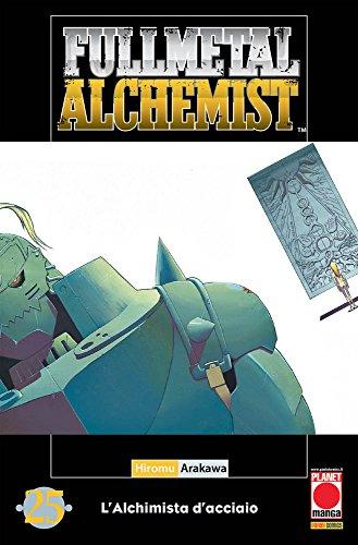 Fullmetal alchemist. L'alchimista d'acciaio: 25