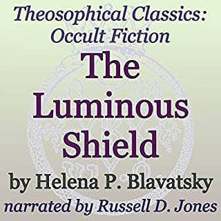 The Luminous Shield cover art