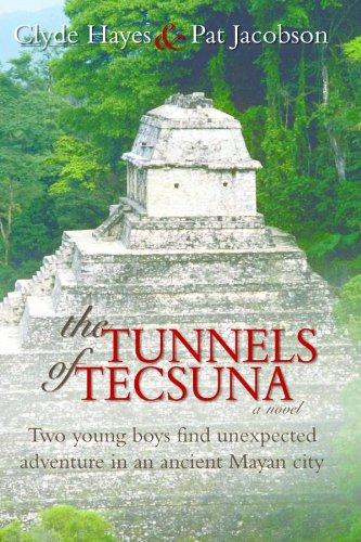 The Tunnels of Tecsuna (English Edition)