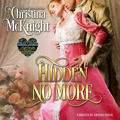 Hidden No More Audiobook By Christina McKnight cover art