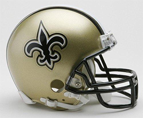 Riddell NFL New Orleans Saints Replica Mini Football Helmet