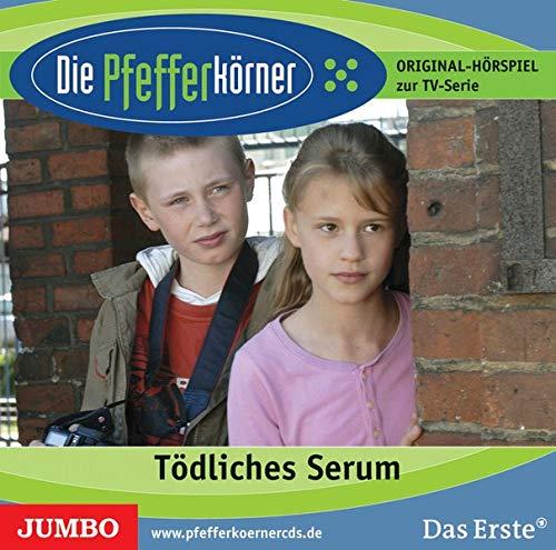 Die Pfefferkörner 3: Tödliches Serum (Original-Hörspiel zur TV-Serie)