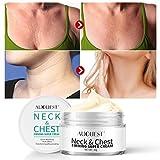AJUMKER Neck Wrinkle Cream Neck Firming Cream Essence Lifting Firming Repair Wrinkles Anti