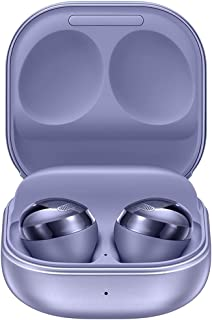 Samsung Galaxy Buds Pro, auriculares inalámbricos con cancelación activa de ruido (funda de carga inalámbrica incluida), Phantom Violet (versión internacional)