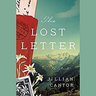 The Lost Letter audiobook cover art