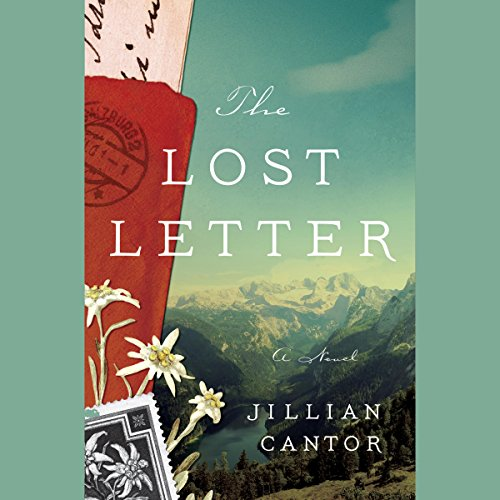 The Lost Letter     A Novel              De :                                                                                                                                 Jillian Cantor                               Lu par :                                                                                                                                 Allyson Ryan,                                                                                        George Newbern,                                                                                        Betsy Struxness,                   and others                 Durée : 9 h et 5 min     1 notation     Global 4,0