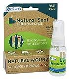 Best Liquid Bandages - KeriCure Natural Seal Liquid Bandage, 1 Ounce Review