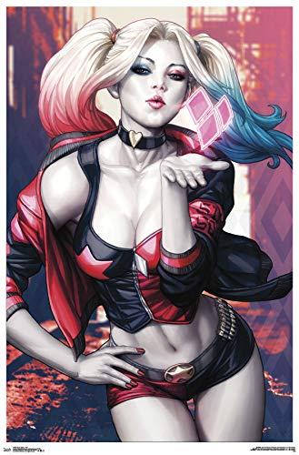 51c8nZPZ+hL Harley Quinn DC Comics Posters