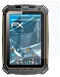 atFolix Schutzfolie kompatibel mit RugGear RG900 Folie, ultraklare FX Bildschirmschutzfolie (2X)