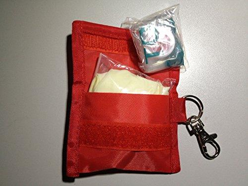 Schlüsselanhänger Beatmung XL - rot