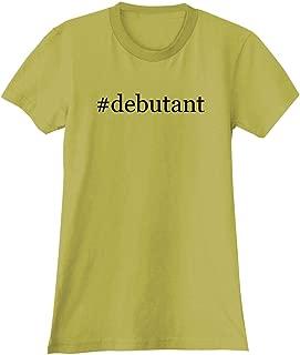 #Debutant - A Soft & Comfortable Hashtag Women's Junior Cut T-Shirt