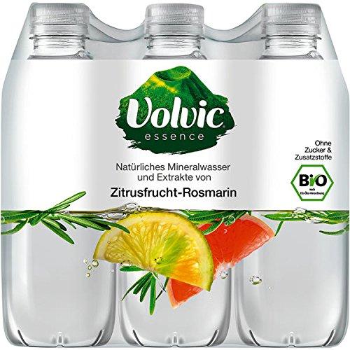 Volvic Essence Zitrusfrucht-Rosmarin 6 x 0.75l