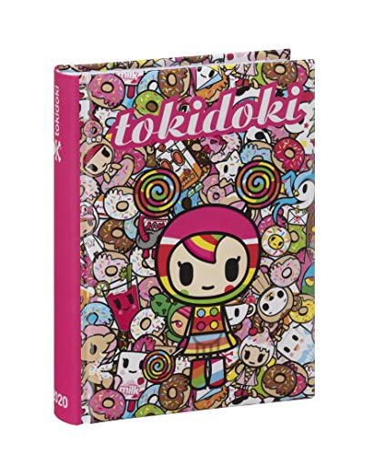 Diario agenda 16 mesi medium candy girl tokidoki 2019/2020