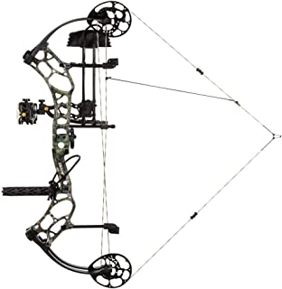 Bear Archery Threat RTH Compound Bow Package with Full Accessories