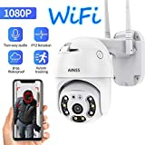 AINSS 4g Camera WiFi 2mp 1080p Ptz Camera Dome Wireless gsm Sim Card IP Camera Security Outdoor CCTV P2p IR Night Vision OnlyWIFIVersion