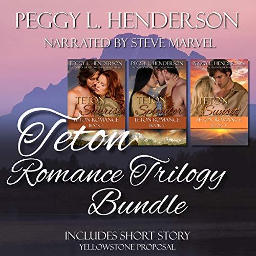 Teton Romance Trilogy Bundle cover art