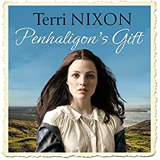 Penhaligon's Gift audiobook cover art
