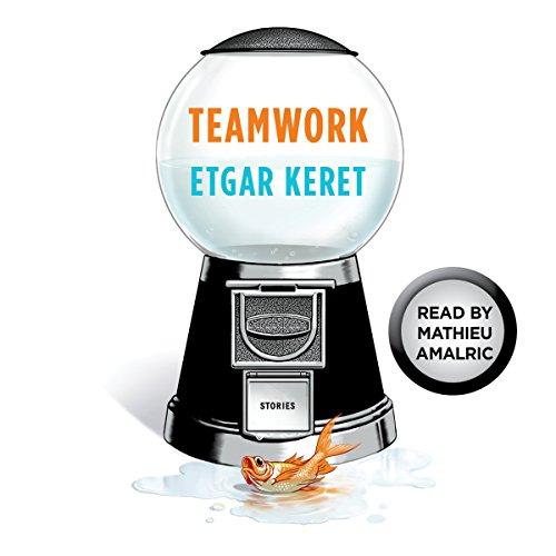 Teamwork audiobook cover art