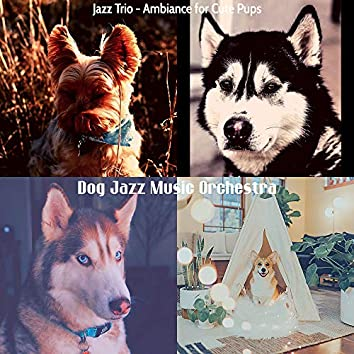 Jazz Trio - Ambiance for Cute Pups