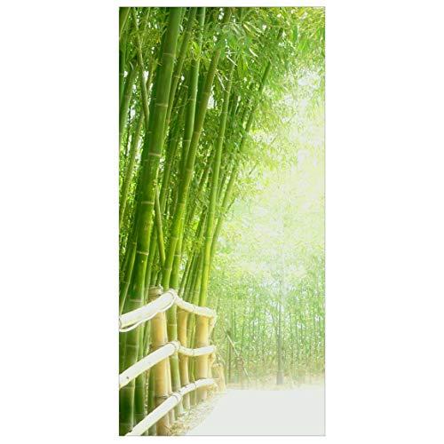 Apalis Panel japones Bamboo Way 250x120cm | Paneles japoneses separadores de ambientes Cortina Paneles japoneses Cortina Cortinas | Tamaño: 250 x 120cm sin Soporte