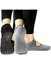 LA Active Grip Sokken - Yoga Pilates Barre Anti-slip - Ballet