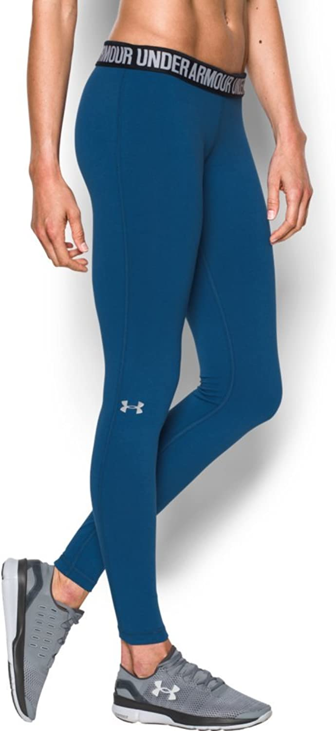 Women's Under Armour Favorite Legging, Heron, XL Tall