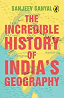 Incredible History of India's Geography