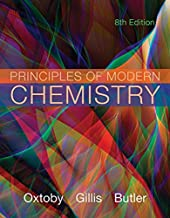 Best principles of modern chemistry oxtoby 8th edition Reviews
