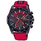 [カシオ] 腕時計 エディフィス Honda Racing Limited Edition スマートフォンリンク EQB-1000HRS-1AJR メンズ シルバー