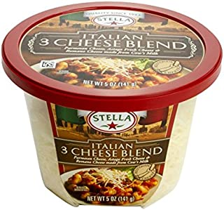 Stella Cheese Blend Italian, 5 oz