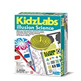 Great Gizmos 4M Kidz Labs Illusion Science