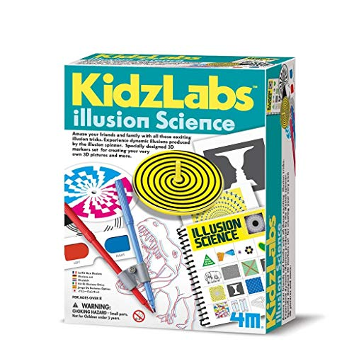 4M - Illusion Science, Juguete Educativo (004M3256)