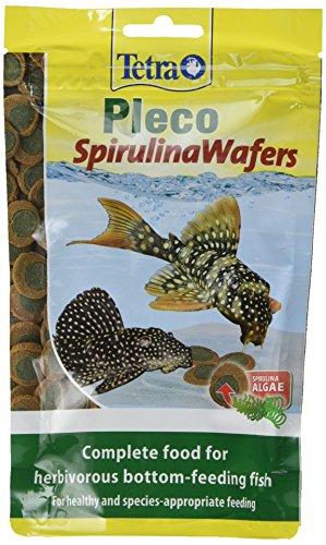 Tetra – Alimento de Spirulina para peces