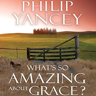 What's So Amazing About Grace? cover art